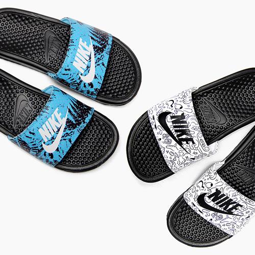 Papuci Nike Barbati Si Slapi Plaja
