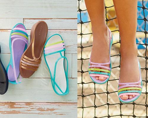 Sandale Crocs Dama Si Papuci